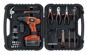 fixR Giveaway - Black and Decker Tool Set