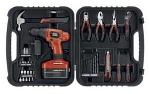 fixR Giveaway - Black and Decker Tool Set