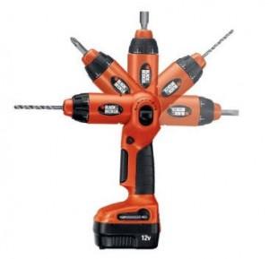 fixR Giveaway - Black Decker Swiveling Drill Set