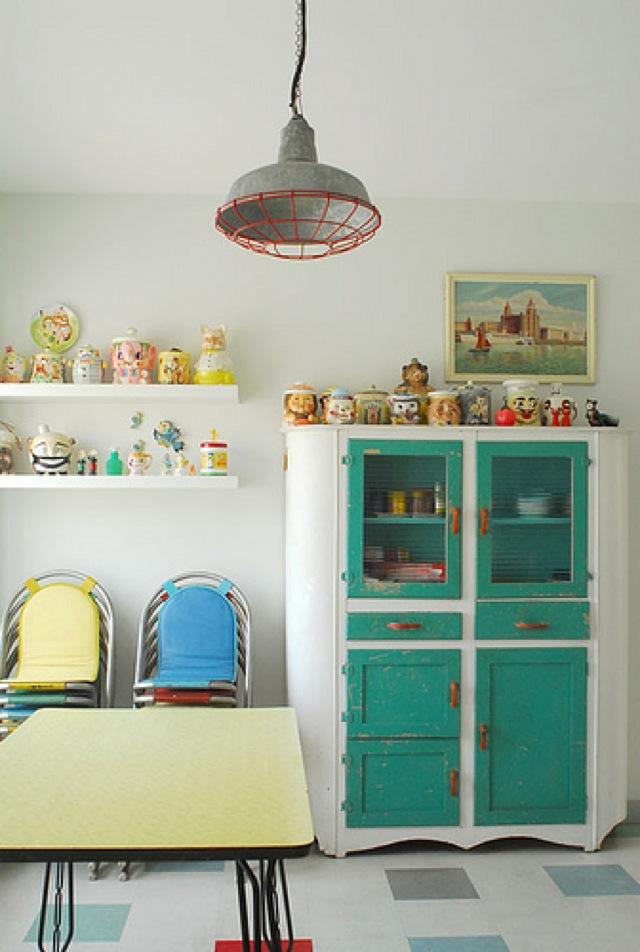 10 Retro Kitchen Remodels Visual Remodeling Blog Fixr