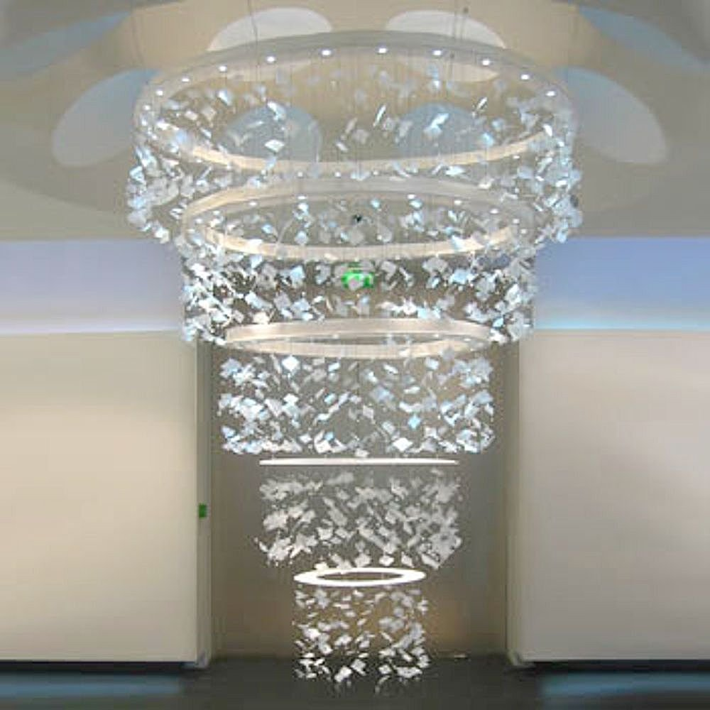10 energy efficientled chandeliers bizzelo designer chandelier led 44476 arubaitofo Gallery