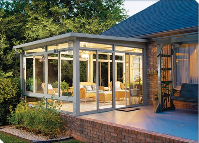 30 great garden rooms visual remodeling blog fixr for Garden room additions