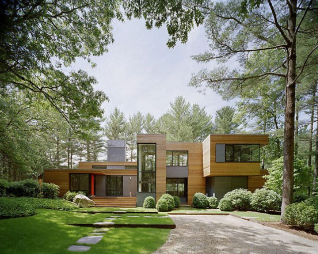 Home Landscapes garden design: garden design with marshalls commercial home