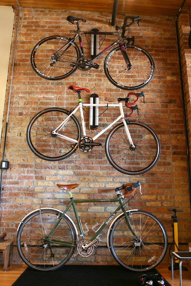 Creative Bike Storage Ideas Small House Plans Modern