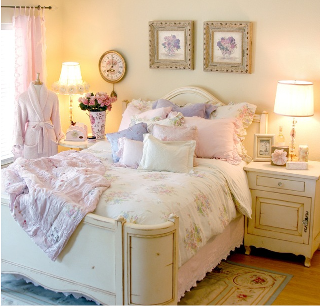 Cozy Country Bedroom Decorating Ideas: Visual Remodeling Blog
