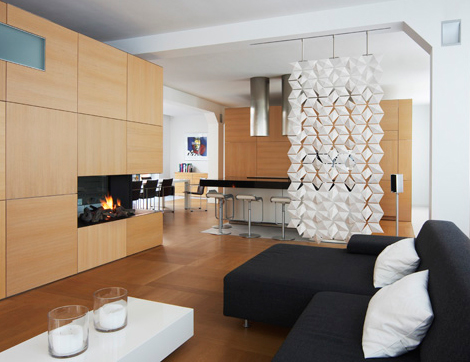 Modern Room Dividers | Visual Remodeling Blog | Fixr