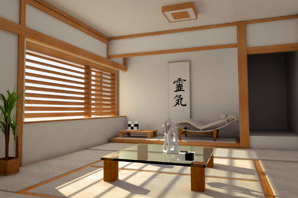 my life, quoted: japanese simple interiors