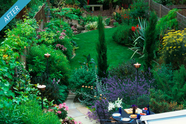 Before and After Cool Gardens! | Visual Remodeling Blog | Fixr