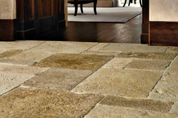 innovative rustic stone flooring 14 all inspiration article .